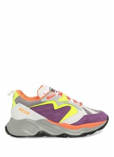 MSGM Sneakers Mor